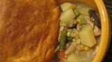 Stuck on My Mind: Chicken Pot Pie
