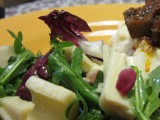 Arugula, Radicchio, and Heart of Palm