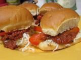 Beef Chorizo Sloppy Joe – Mini BurgerSeries
