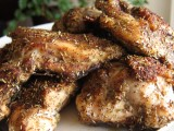 Easy Dry-Rub Roasted Chicken