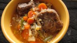 Oxtail Soup with Vegetables