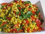 Easy Summer Menu: Sweet and Spicy CornSalad
