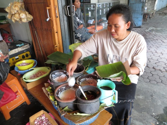 Street food: Bubur Madura