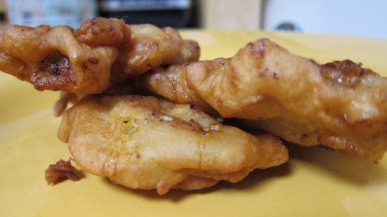 Fried banana by HR