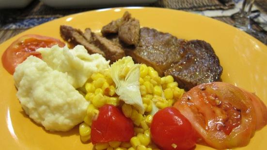 Steak fiesta by HR