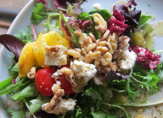 Summer Salad by Tiny Chili Pepper