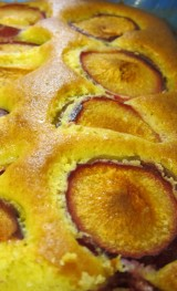Plum Cake ala Food52