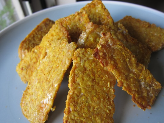 Another favorite: Tempeh