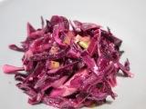 Red Cabbage Coleslaw withHorseradish