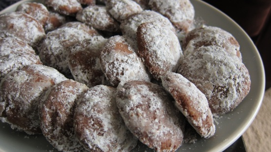 Chocolate Hazelnut Drop Cookies