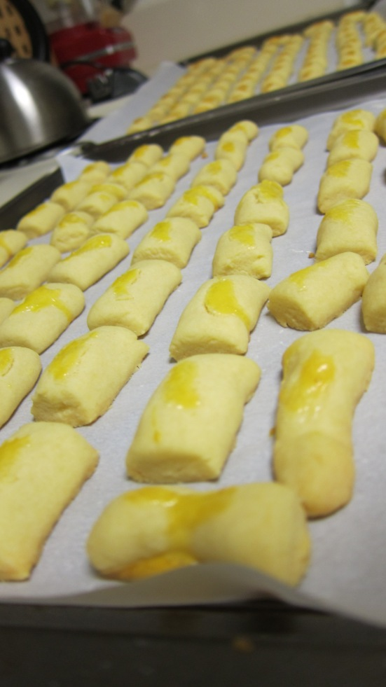 Gouda Cheese Cookies