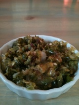 Green Chili with Shallot Sambal